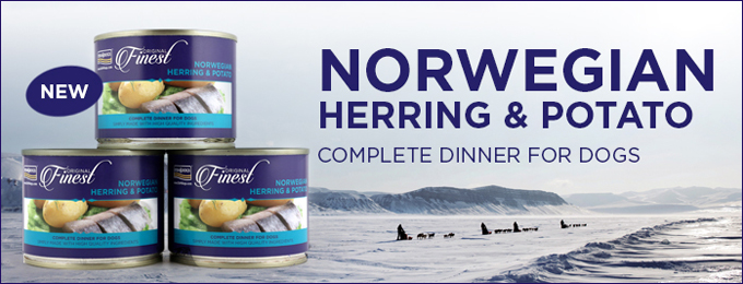 Wet Herring Complete Food